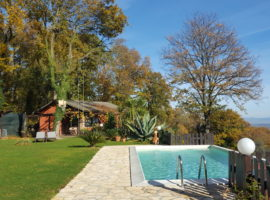Cottage con piscina